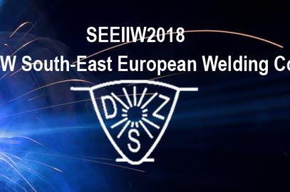 SEEIIW2018 The 4 th IIW South-East European Welding Congress